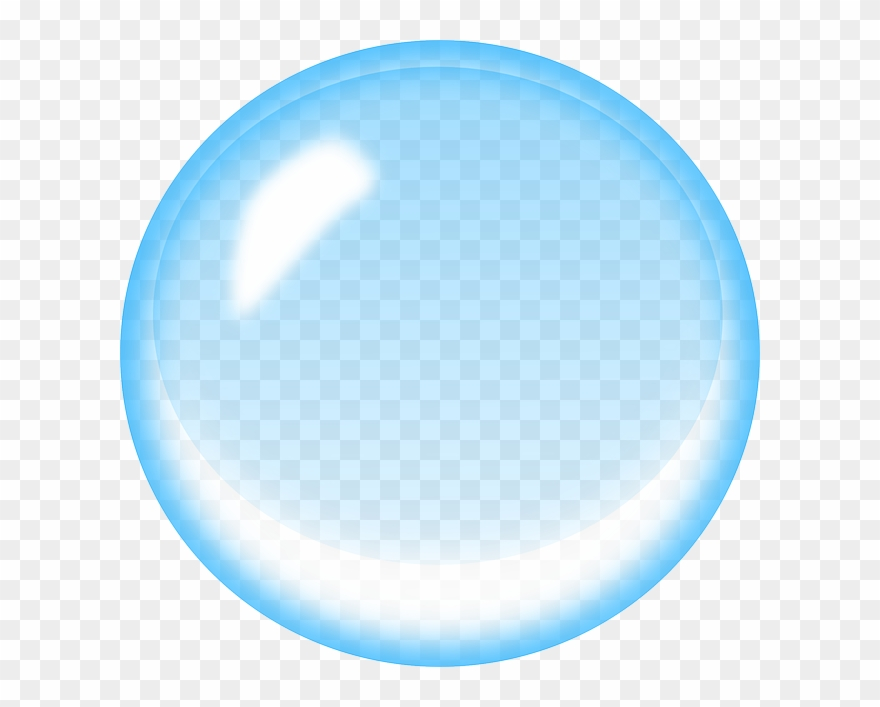 Bubbles vector clipart image freeuse Free Image On Pixabay Blue Bubble Shiny - Bubble Vector Png Clipart ... image freeuse