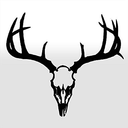 Buck with bow clipart vector stock Amazon.com: Deer Antlers Hunter Buck Bow Hunting Rubber Stamps ... vector stock