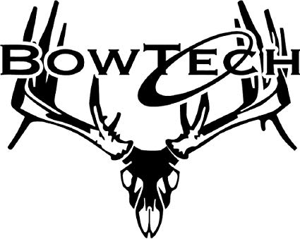 Buck with bow clipart svg stock Amazon.com: Bowtech Buck Euro Skull Bows Logo Vinyl Decal Coumpound ... svg stock