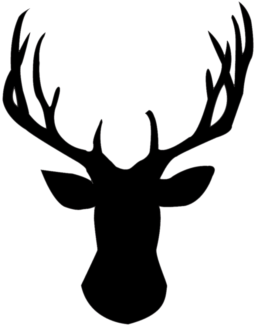 Buck with bow clipart picture stock Buck head vector clipart images gallery for free download   MyReal ... picture stock