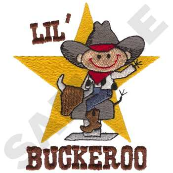 Buckeroo clipart graphic freeuse library CH2888 Lil Buckaroo | Jan de Luz Linens graphic freeuse library