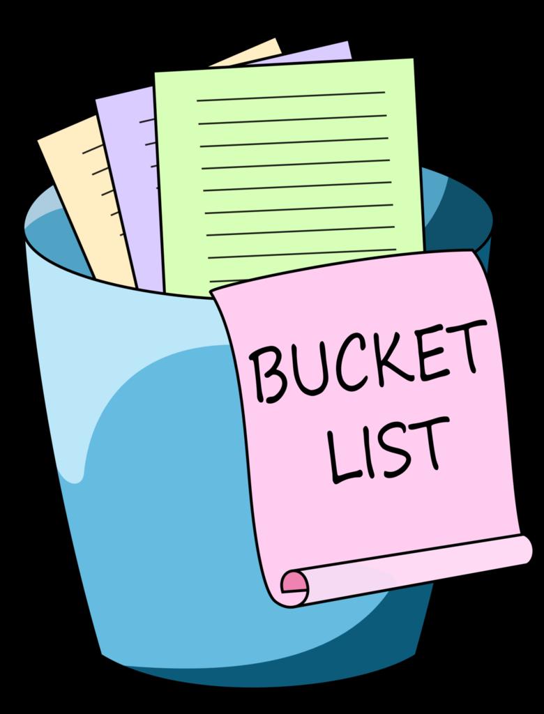 Bucket list clip art jpg black and white Bucket list clip art - ClipartFest jpg black and white