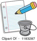 Bucket list clip art stock Royalty-Free (RF) Bucket List Clipart, Illustrations, Vector ... stock