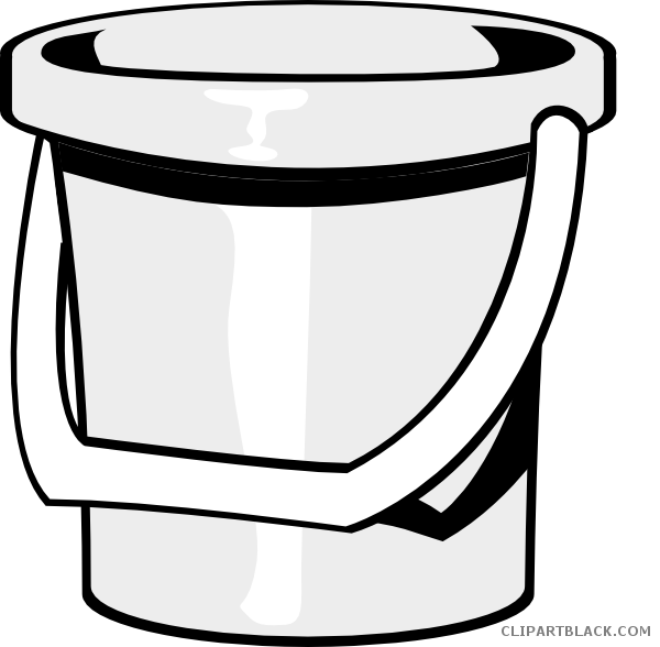 Bucket of fish clipart clipart free library Bucket - ClipartBlack.com clipart free library