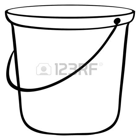 Bucket of water clipart black and white png transparent library Water Bucket Cliparts | Free download best Water Bucket Cliparts on ... png transparent library