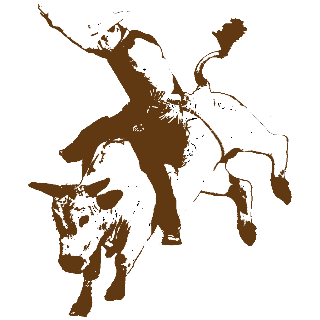 Bucking bull clipart image freeuse library Rodeo Cowboy Bucking bull Bull riding - RODEO png download - 1025 ... image freeuse library