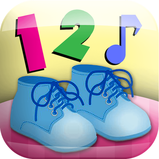 Buckle my shoe clipart image free One Two Buckle My Shoe - Apps on Google Play image free