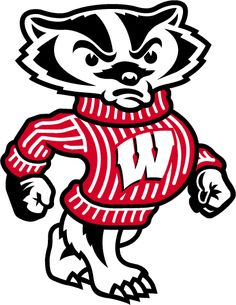 Bucky badger clipart free download Free Wisconsin Football Cliparts, Download Free Clip Art, Free Clip ... free download
