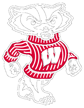 Bucky badger clipart picture royalty free Free Wisconsin Football Cliparts, Download Free Clip Art, Free Clip ... picture royalty free