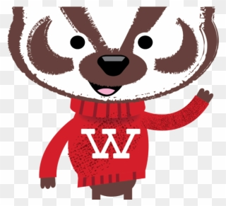 Madison clipart svg transparent Types Of Aid - Bucky Badger Uw Madison Clipart (#220637) - PinClipart svg transparent