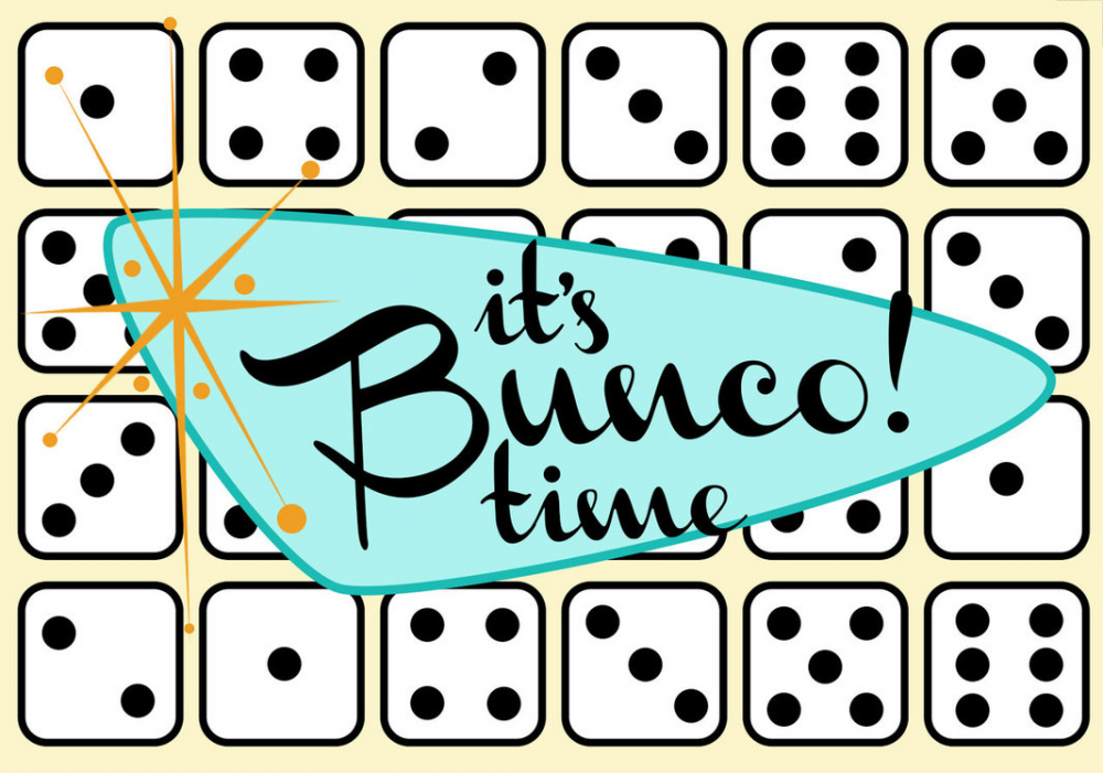 Bunko clipart graphic free stock Bunco Clipart Free Bring A Friend Bunco #182968 - PNG Images - PNGio graphic free stock