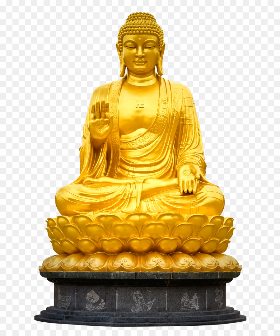Buddha clipart gold clipart free Buddha Cartoon clipart - Mandala, Temple, Meditation, transparent ... clipart free