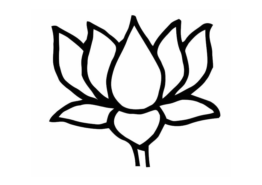 Buddha clipart lotuscolor png transparent Lotus Flower Drawing | Buddhist-Inspired Coloring Sheets | Artsy ... png transparent