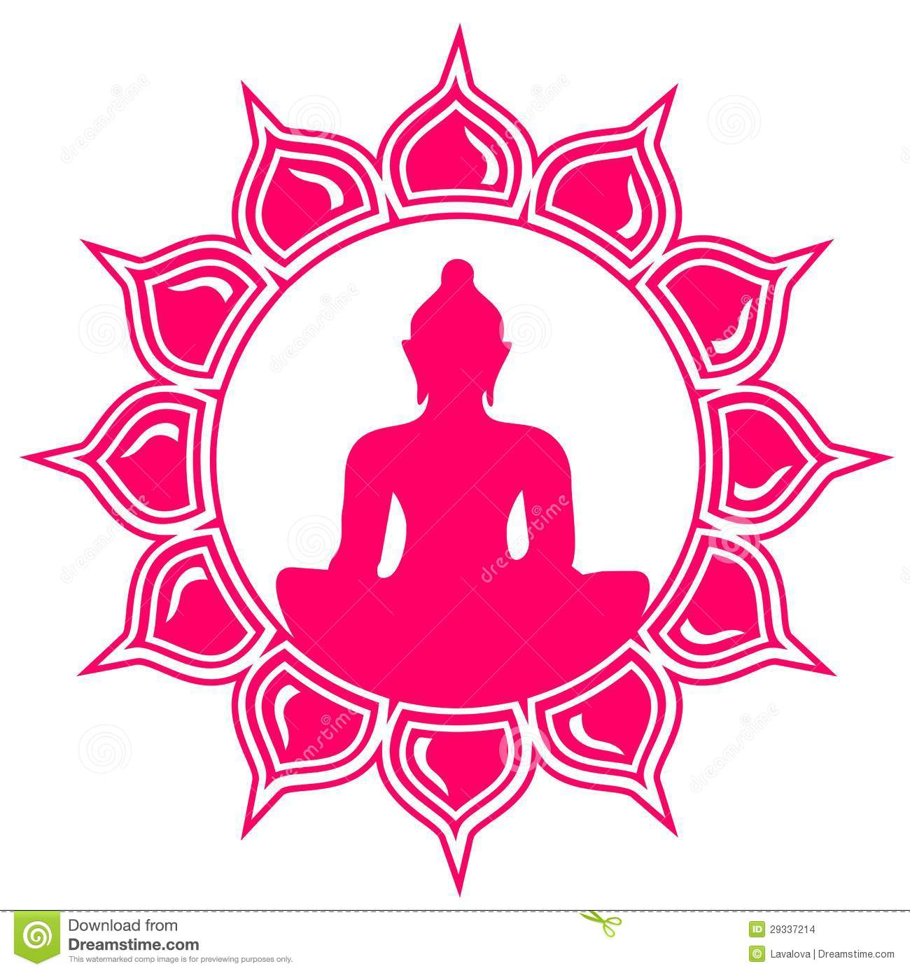 Buddha clipart lotuscolor png royalty free Lotus Flower Clip Art Images | Top Collection of different types of ... png royalty free