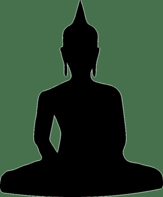 Buddha vector clipart clipart royalty free Buddhism Sitting Buddha Clip art Vector graphics Meditation ... clipart royalty free