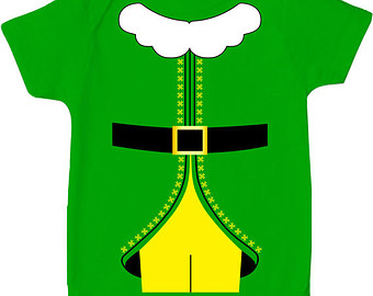 Buddy elf shirt ideas clipart freeuse stock Toddler elf costume - Clip Art Library freeuse stock