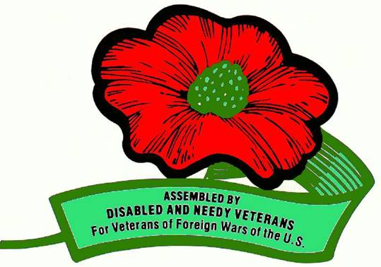 Buddy poppy drive clipart svg freeuse download Shoreline Area News: Memorial Day Buddy Poppies support veterans svg freeuse download
