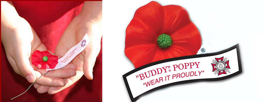 Buddy poppy drive clipart vector black and white library Buddy Poppy – VFW Post 3787 vector black and white library