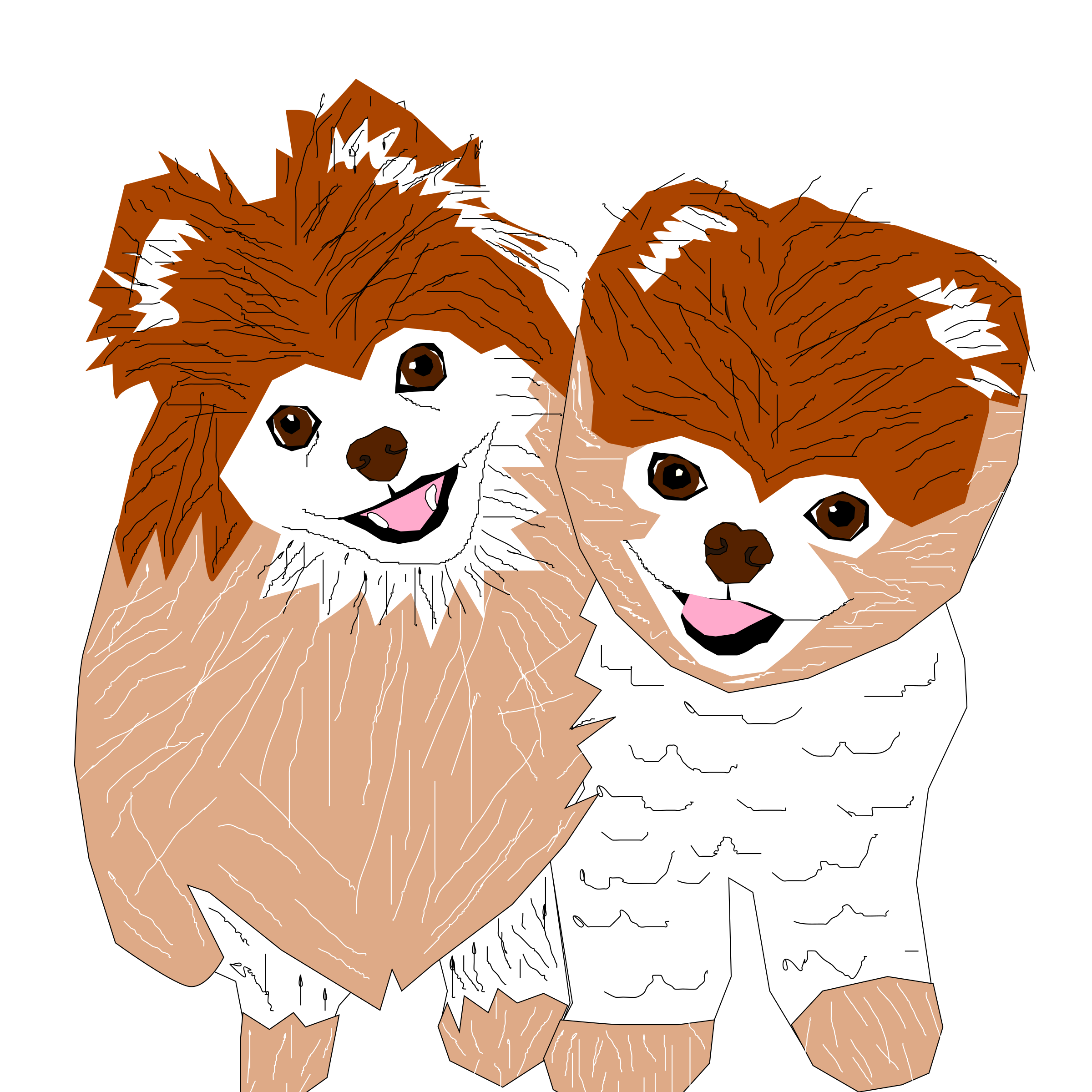 Buddy the dog clipart png freeuse stock Clipart - Buddy and Boo png freeuse stock