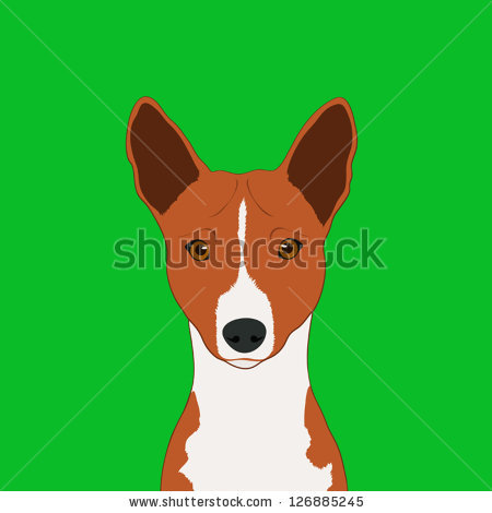 Buddy the dog clipart vector royalty free download Stock Images similar to ID 135215018 - canadian eskimo dog the ... vector royalty free download