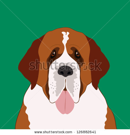 Buddy the dog clipart graphic Jack Russell Terrier Buddy Dog Stock Vector 127158695 - Shutterstock graphic