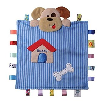 Buddy the dog clipart svg royalty free library Amazon.com : Taggies Buddy the Dog Peek-a-Boo Blanket : Nursery ... svg royalty free library