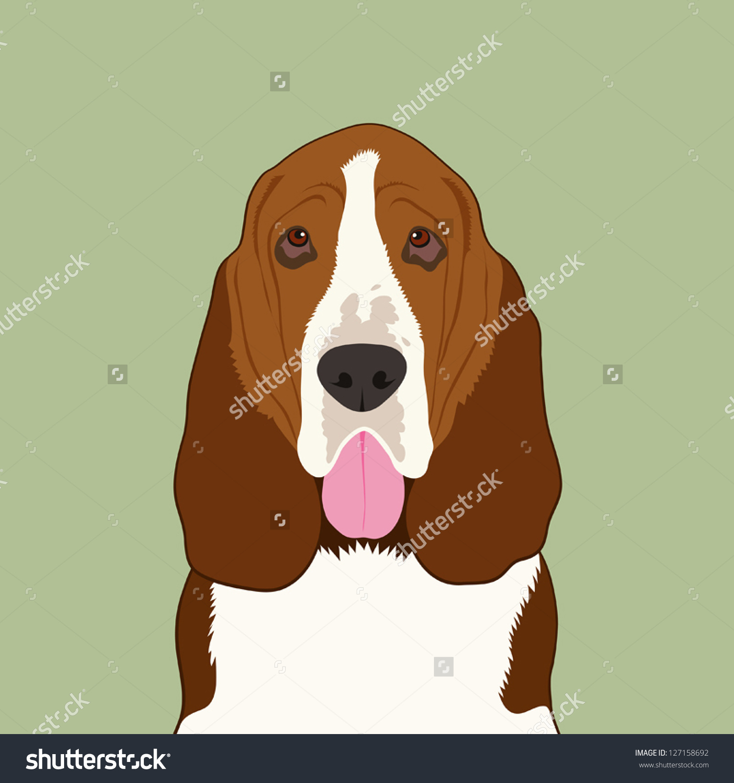 Buddy the dog clipart jpg freeuse library Buddy the dog clipart - ClipartFest jpg freeuse library