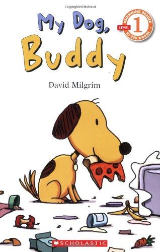 Buddy the dog clipart svg black and white Amazon.com: Beginning Reader, Level 1: My Dog, Buddy ... svg black and white