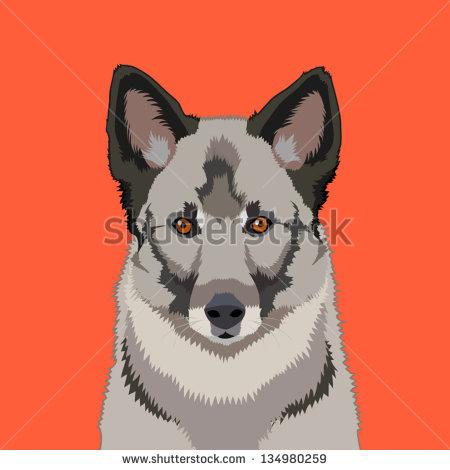 Clipartfest stock vector . Buddy the dog clipart
