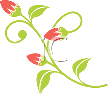 Buds clipart