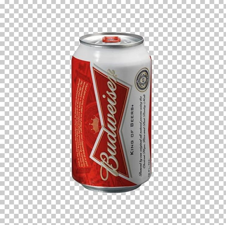 Budweiser can clipart graphic library library Budweiser Lager Beer Anheuser-Busch Beverage Can PNG, Clipart ... graphic library library