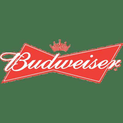 Budweiser logo clipart