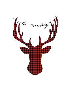 Buffalo check christmas clipart image free 36 Amazing Buffalo Plaid images image free