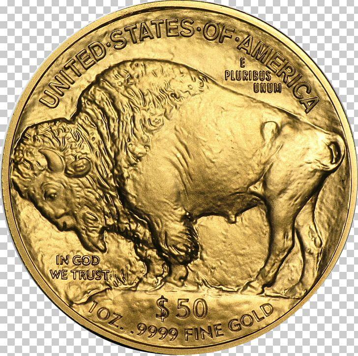 Buffalo nickel clipart free download American Buffalo Bullion Coin Buffalo Nickel Gold Coin PNG, Clipart ... free download