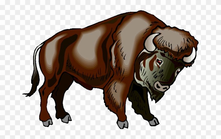 Native american buffalo clipart free silhouette clip art royalty free library Buffalo Clipart Bison - Native American Buffalo Clipart - Png ... clip art royalty free library