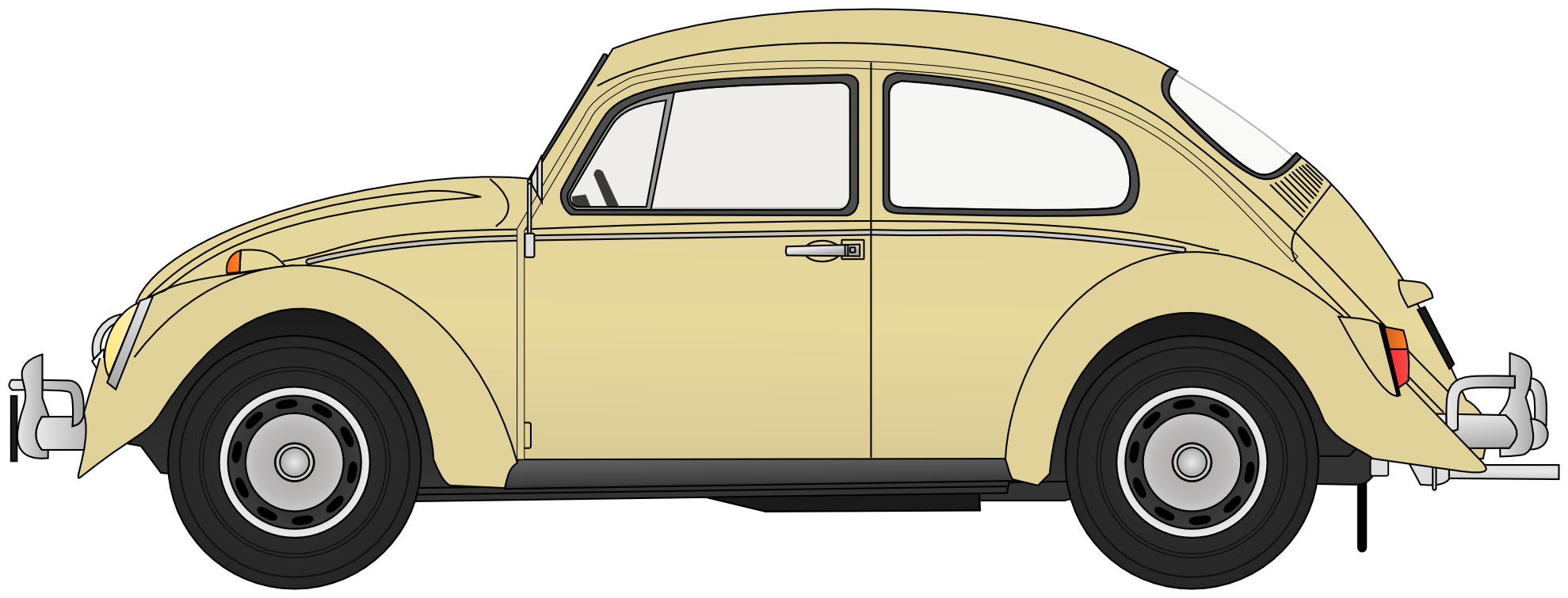 Bug car clipart png royalty free library 28+ Collection of Vw Bug Clipart   High quality, free cliparts ... png royalty free library