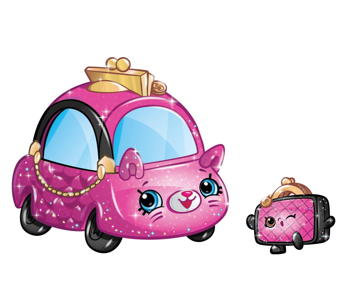 Car with luggage clipart clipart freeuse library Cutie Cars Characters - Meet Your Favourite Cutie Cars Characters clipart freeuse library