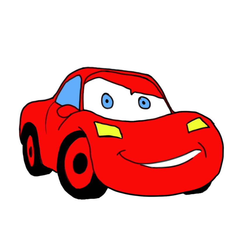 Red race car clipart picture black and white library Simple Car Clipart at GetDrawings.com | Free for personal use Simple ... picture black and white library