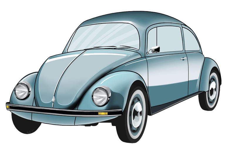 Buggy car clipart svg royalty free library Vw Bug Clipart (49+) Desktop Backgrounds svg royalty free library