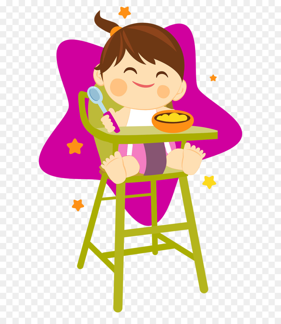 Buggy with food clipart graphic library Baby Cartoon graphic library