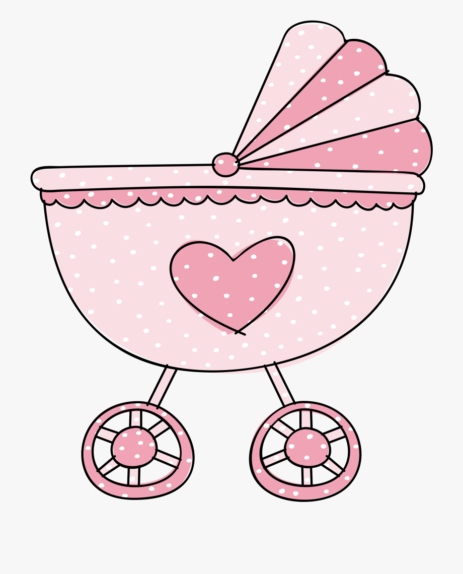 Buggy with food clipart png royalty free download Baby Stroller Clip Art/ Baby Carriage Clipart #799037 - Free ... png royalty free download