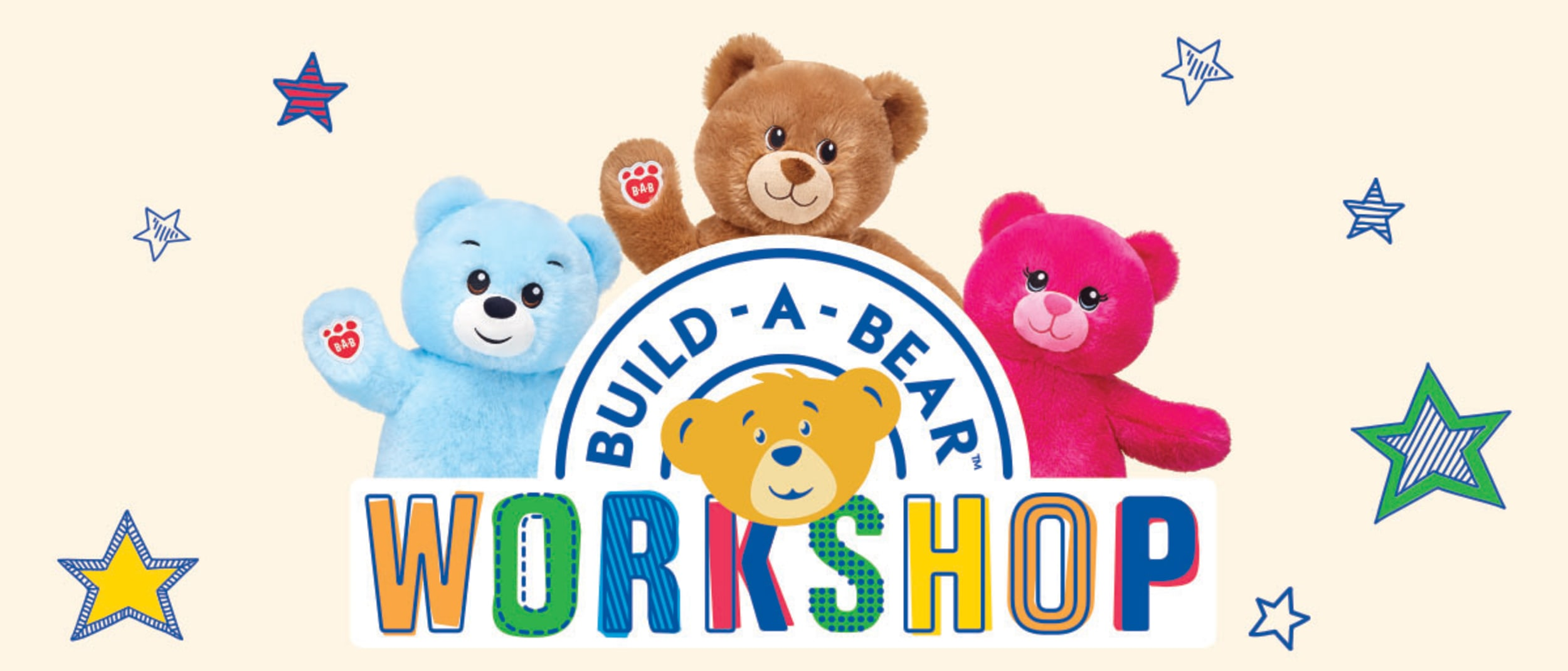 Build a bear workshop clipart vector freeuse download Event - Build-A-Bear Workshop | SOLD OUT vector freeuse download