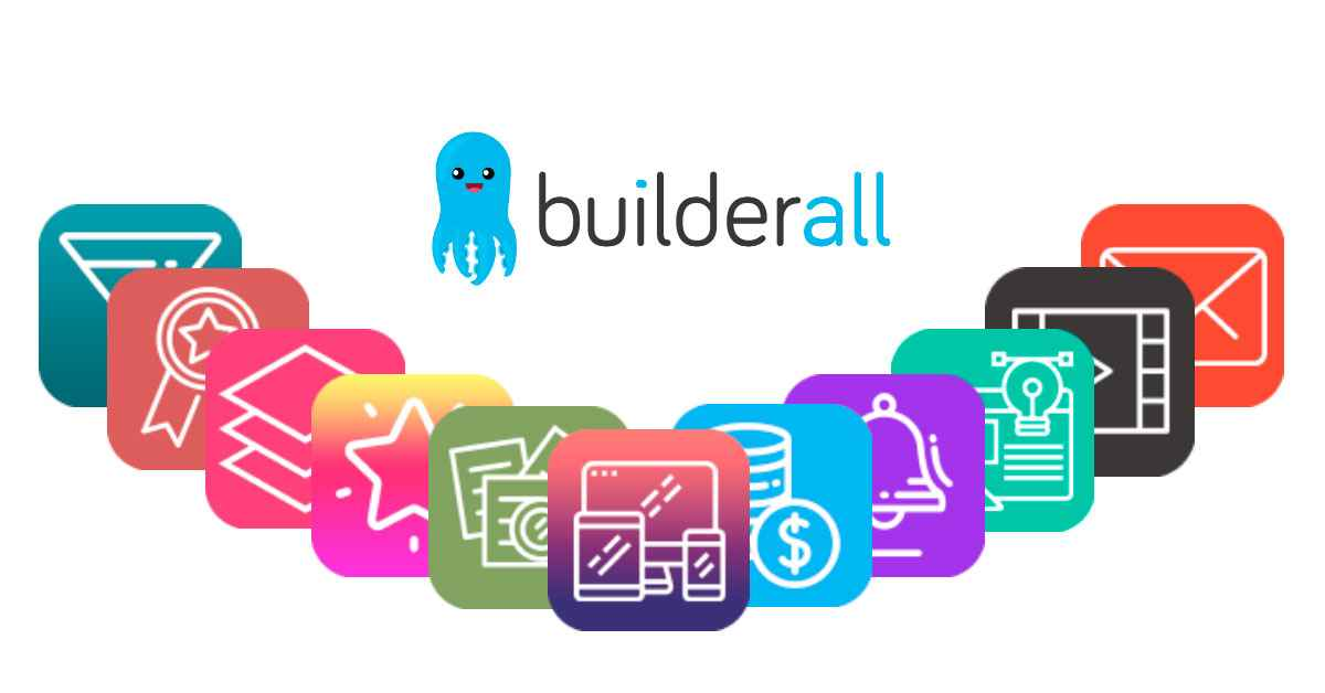 Builderall logo clipart png library download Builder Network | BuilderAll Life png library download