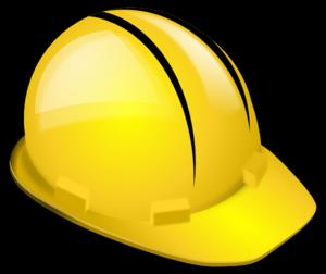 Builders hat clipart