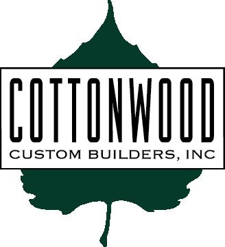 Builders logo clipart graphic transparent Home - Cottonwood Custom Home Builders - Boulder, CO graphic transparent