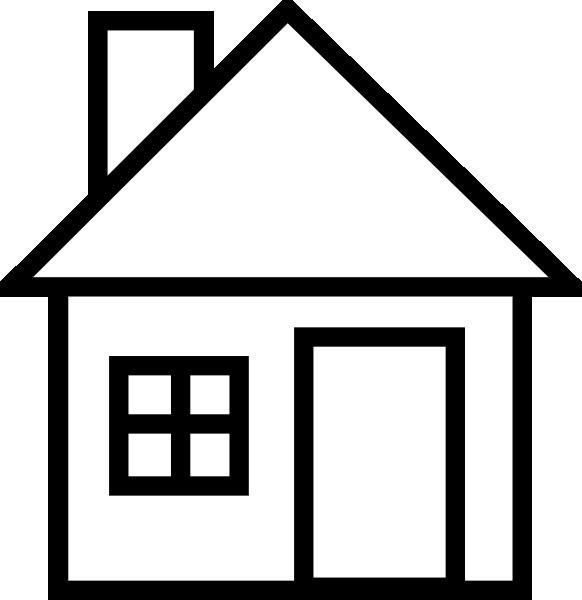 Building a house clipart black and white clip art transparent download Construction House Clip Art Black And White | Clipart library - Free ... clip art transparent download