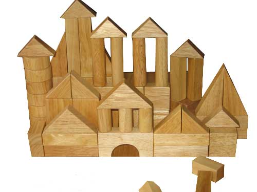 Building a house with wooden blocks clipart clip free library Old Familiar Memories - Photo 137 clip free library