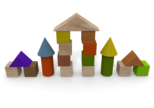 Building a house with wooden blocks clipart clipart download Building a house with wooden blocks clipart - ClipartFest clipart download
