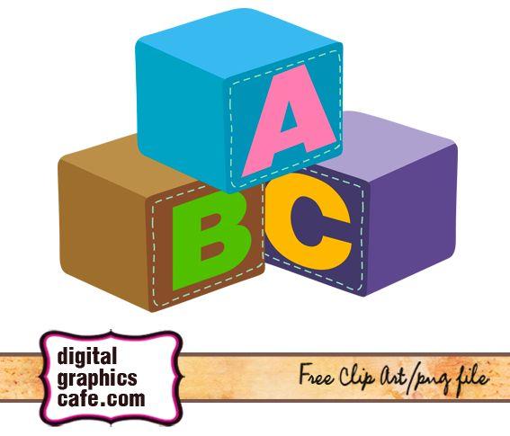 Building blocks clip art clipart vector download Baby Building Blocks Clipart - Clipart Kid vector download