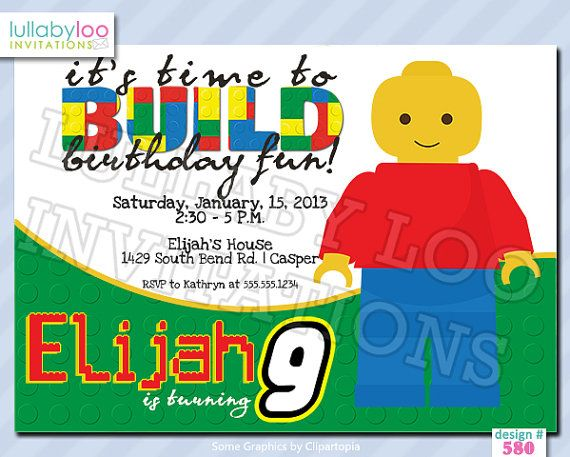 Building blocks clipart birthday boy transparent 1000+ images about Boy Birthday Invitations on Pinterest ... transparent